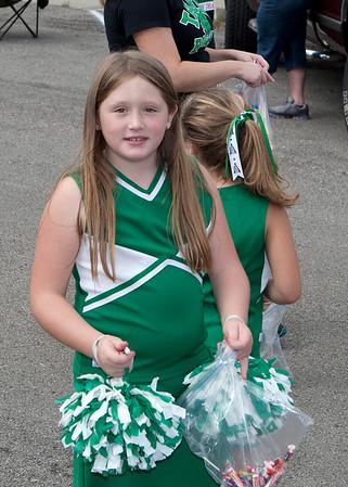 Mighty Mite Cheerleaders