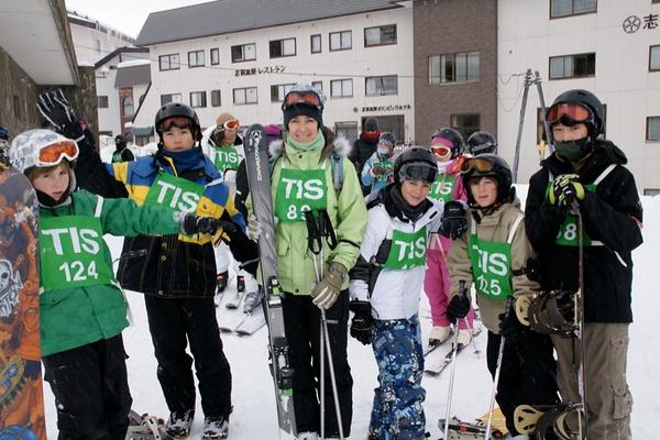 TIS Ski Camp Feb 2008