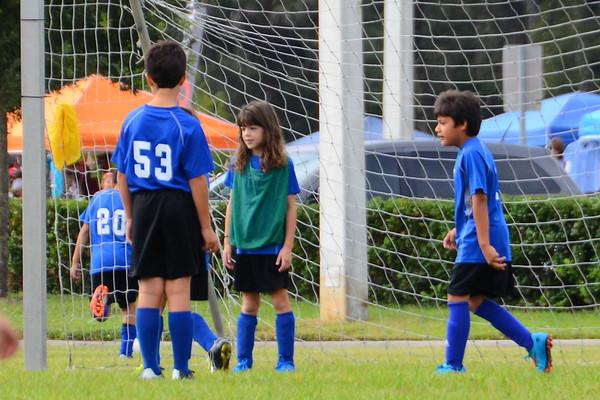 TMA Grade 2-3 Soccer Oct 3 2015
