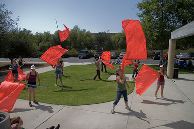 Colorguard Red