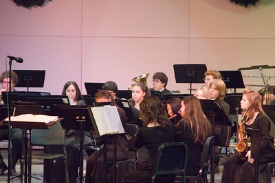 2005-12-13: Holiday Concert: Wind Ensemble