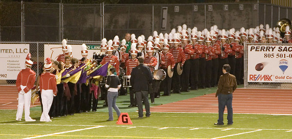 2006-10-07: Marching Indians