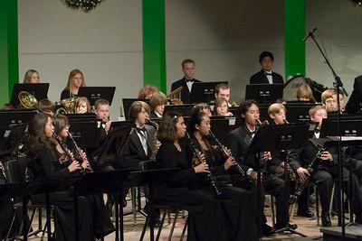 2006-12-12: Xmas Concert: Symphonic Band