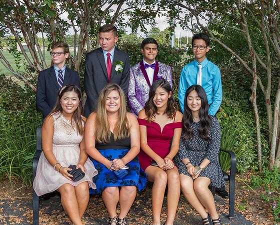 Taylor High School - 2017 Homecoming