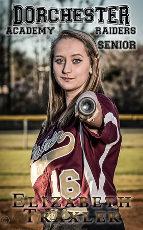 DA Softball Senior Banners 2-16-17