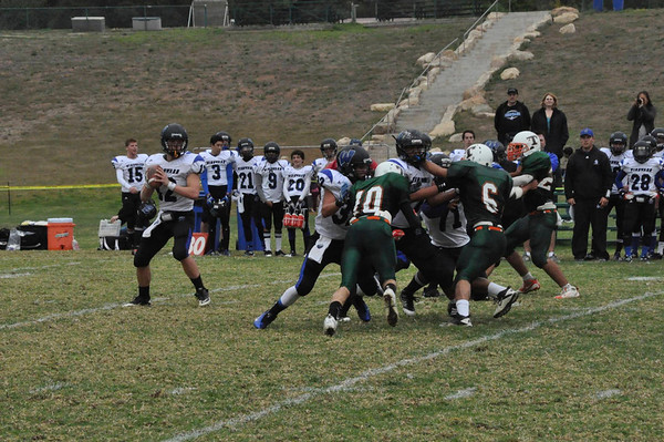 Thacher Football - Final Game 2011