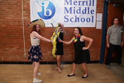 The 2017 Merrill 8th Grade Dance