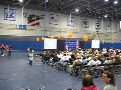 Video of Freshman Orientation