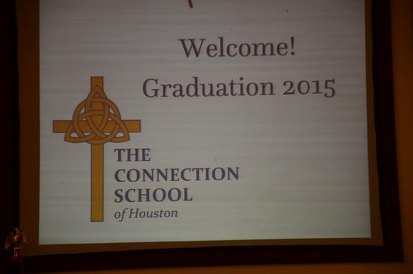 The Connection School - Bradley Graduation 05-21-15