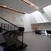 Chorus room at the new Billerica Memorial High School. (SUN/Julia Malakie)