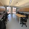 A teacher planning room at the new Billerica Memorial High School. (SUN/Julia Malakie)