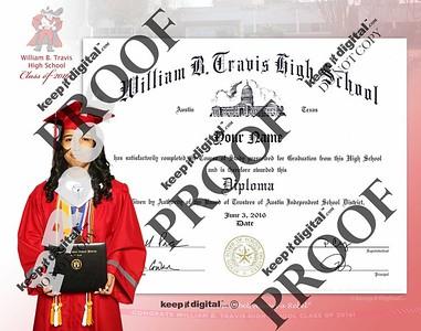 2016 Travis Keedjit Diploma Proofs
