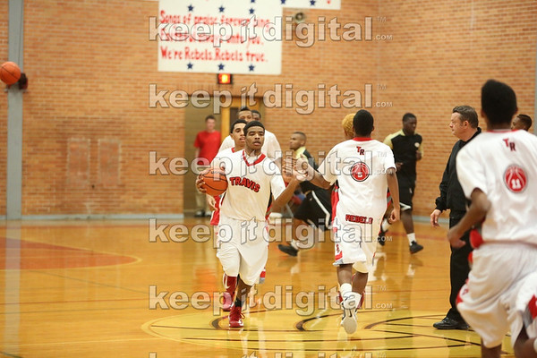 Trav vs Lanier Boys Bball 02_12_13