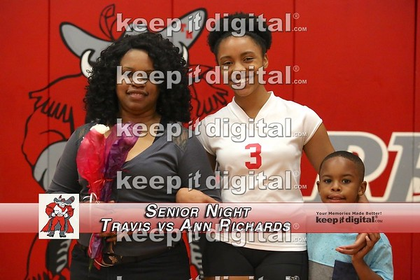 Travis vs Ann Richard Vball - Senior Night 10_17_17