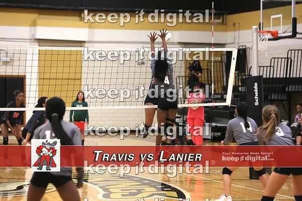 Travis vs Lanier Vball 09_13_18