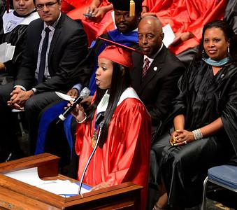 Trenton Central High School 2015 graduation