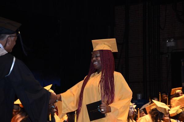 Trenton Daylight Twilight 2015 graduation