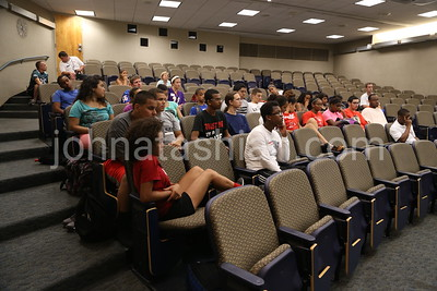 Trinity College - Dream Camp - July 24, 2014 - Photo by John Atashian