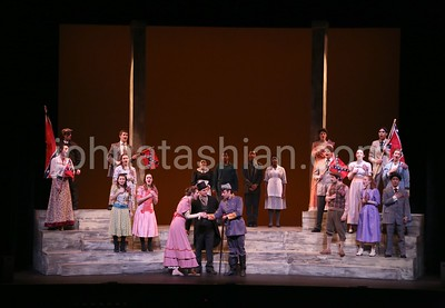 """Parade"" Dress Rehearsal - Photo by John Atashian"