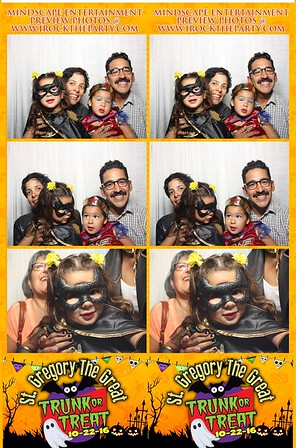 Trunk r' Treat St. Gregory The Great School - Photo Booth Pictures