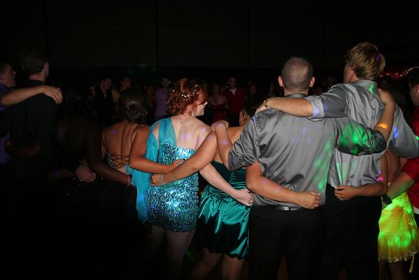 Tuslaw High School Fall Homecoming 2012