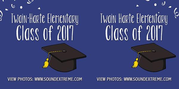 Twain Harte Ele. Graduation 2017