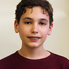 Tyngsboro Knowledge Bowl team. Ryan Kaminski, 12, 7th grade.  (SUN/Julia Malakie)