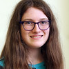 Tyngsboro Knowledge Bowl team.  Madeline Menaker, 13, 7th grade. (SUN/Julia Malakie)