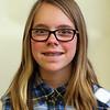Tyngsboro Knowledge Bowl team. Liliane Wood, 12, 6th grade.  (SUN/Julia Malakie)