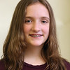 Tyngsboro Knowledge Bowl team. Emily Caissie, 12, 7th grade.  (SUN/Julia Malakie)