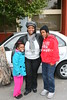 Tonia Crumpton, Kennedy Crumpton and Kevin Crumpton Jr,
