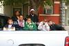Shaniqual White, Johenathan Boykin, Kamarioe Martin, Keonte Martin, second row Tina Martin, Keith Martin
