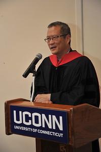 UConn Health Commencement