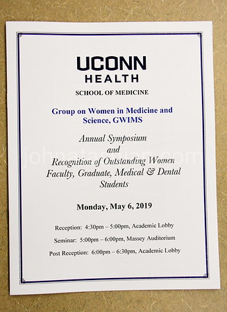 UConn Health - GWIMS Annual Symposium - May 6, 2018