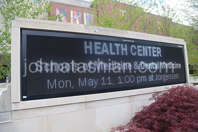 University of Connecticut Health Center Commencement