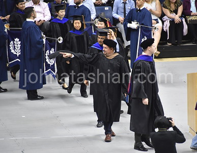 Austin Atashian UConn Commencement - May 6, 2018
