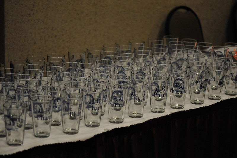 LIPA  provides glasses as souvenirs.