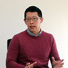 UMass Lowell doctoral student in biochemistry Fang Zhang, originally from China. UMass Lowell is working to incrase its international program. (SUN/Julia Malakie)