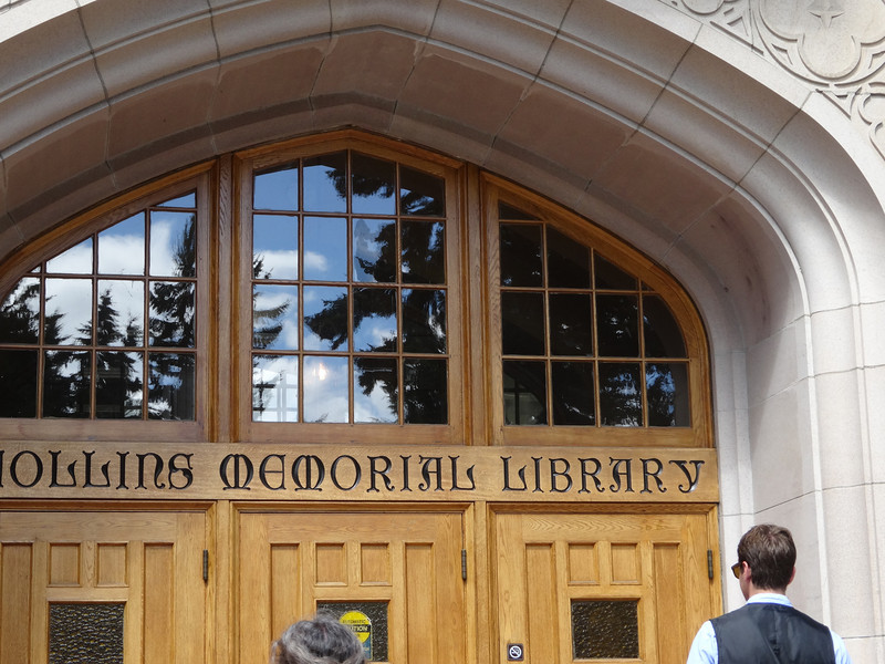 Collins Memorial Library