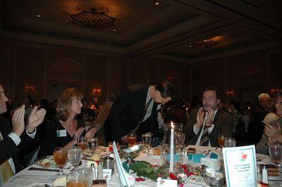 USD 259 Retirement Dinner 2005.