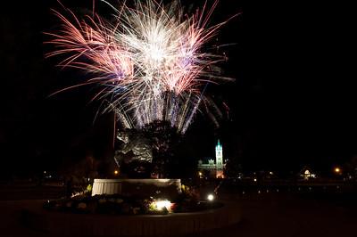 University of Montana Homecoming 2014