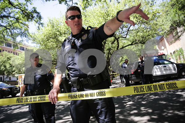 University of Texas Stabbings