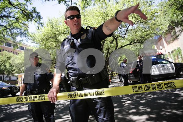 University of Texas Stabbings