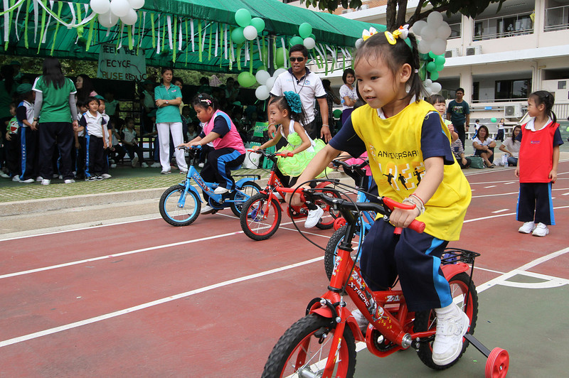 Varee Chiangmai School Annuban & Junior Sports Day 2012