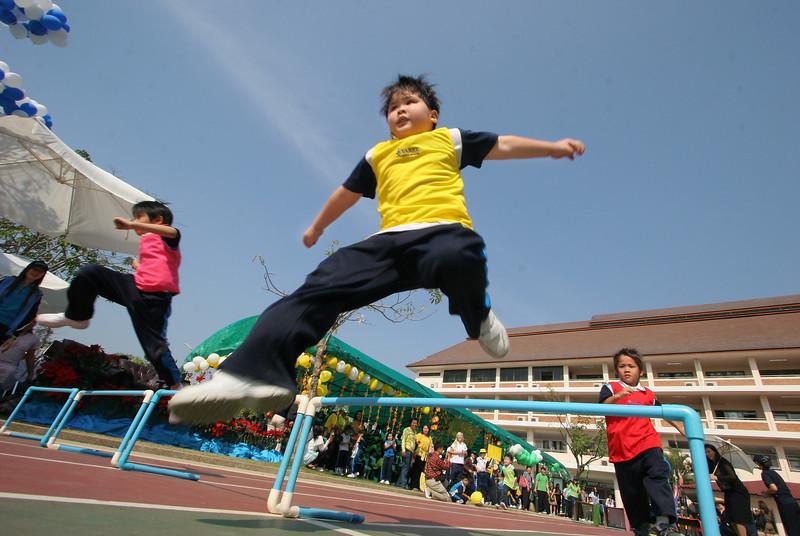 Varee Chiangmai School's Annuban Sports Day 2010