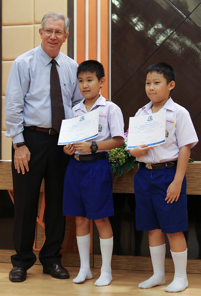 Varee Chiangmai School Competition Day 2011