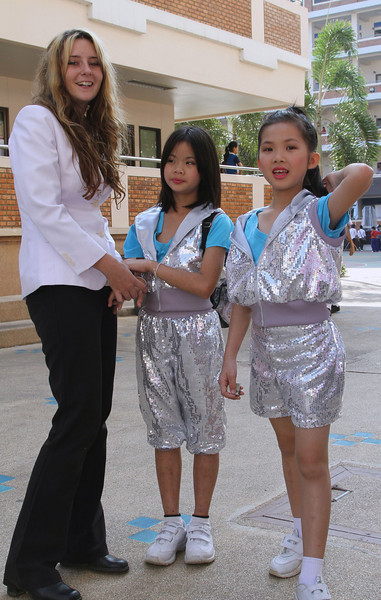 Varee Chiangmai School Day Of Pride 2010