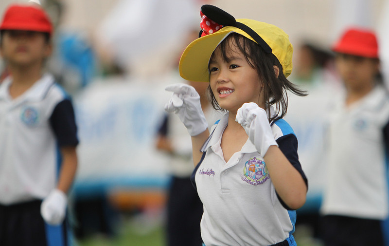 VCS Sports Day 2012