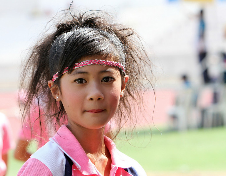 Varee Chiangmai School Sports Day 2010