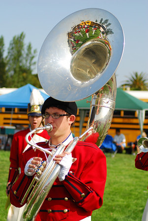 Vallejo Band Review May 2008